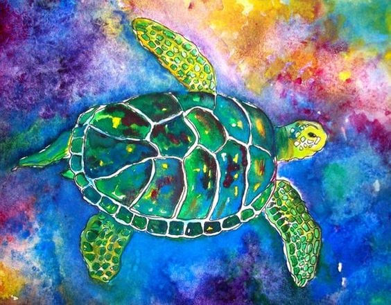 Holiday Workshop - Watercolour Painting