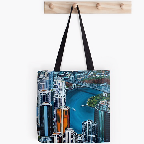 Two Stories Tote