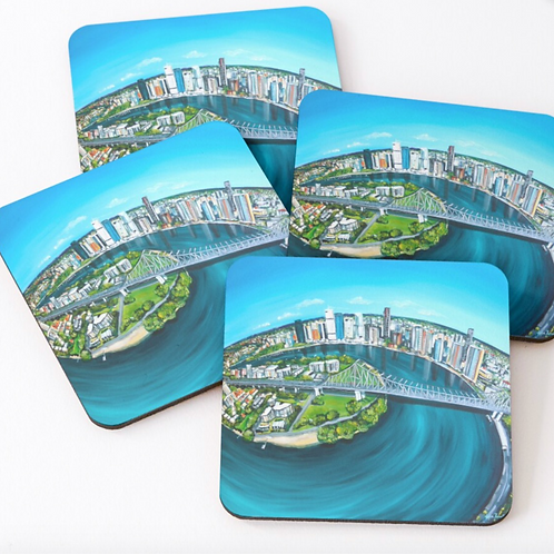 Love This City Coasters