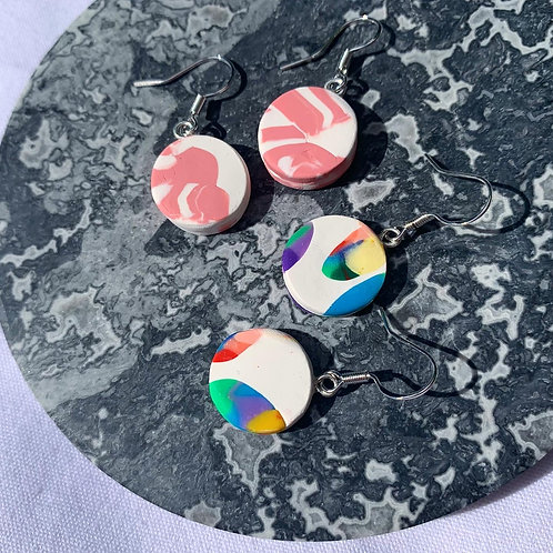 Marble Buttons