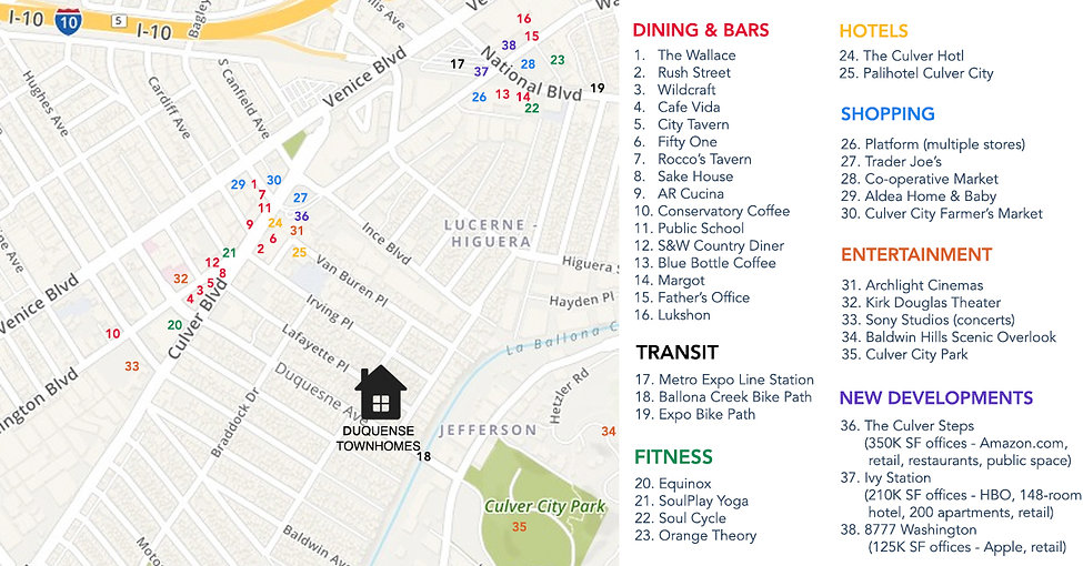 Duquesne Townhomes Map.jpg