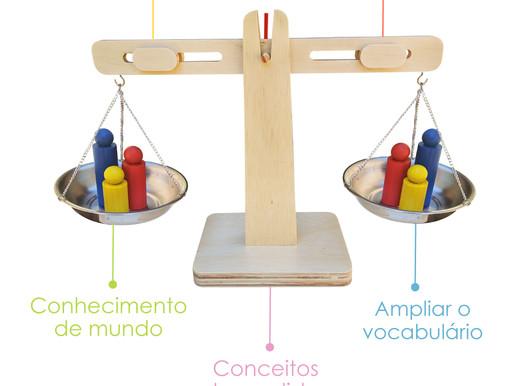 Balança Sensorial