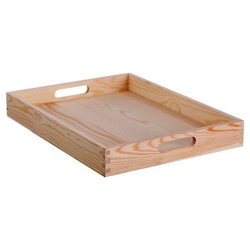 Bandejas em madeira