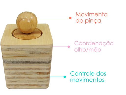 Cilindro de Pinça