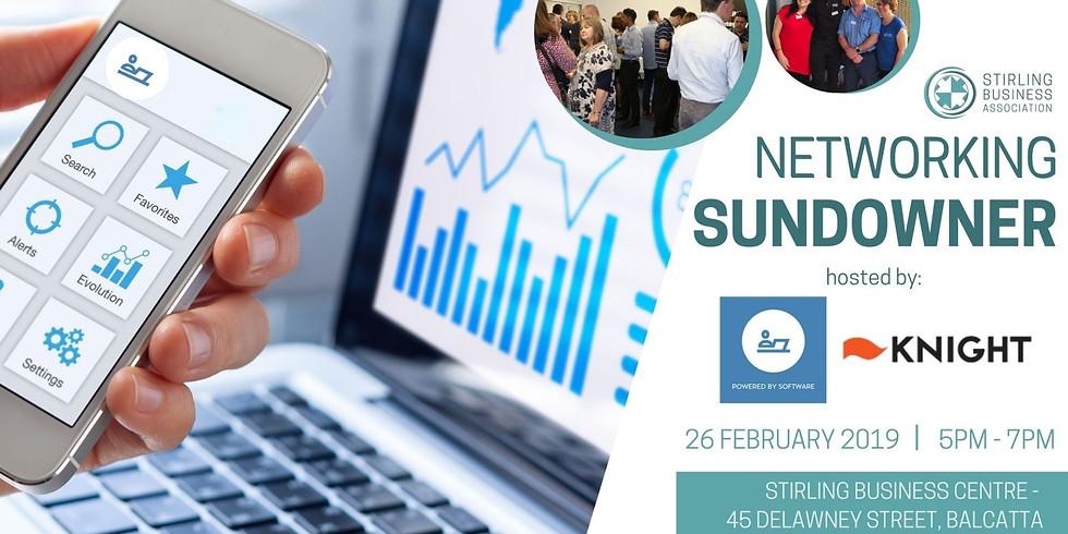 Networking Sundowner
