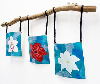 Flowers (triptych)