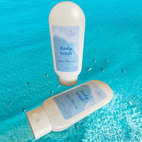 Body Wash - Aqua Breeze