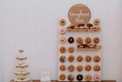Doughnut Wall Hire