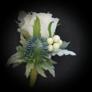 A Scottish theme Buttonhole