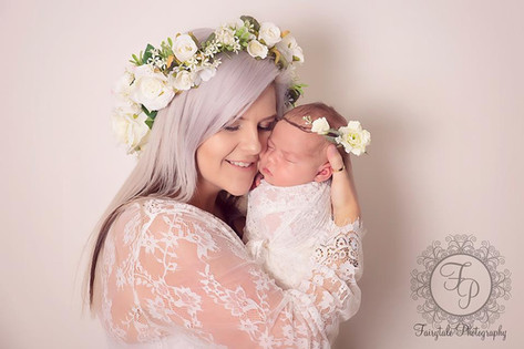 Mummy and Me Flower Crowns