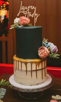 Artificial Cake Florals.