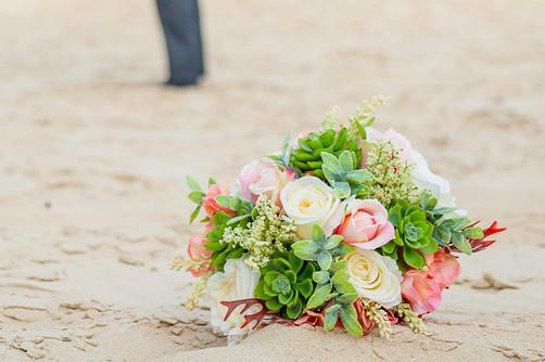 A Beachy Colour pallette