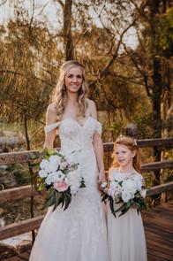 Bridal & Flower Girl Bouquets