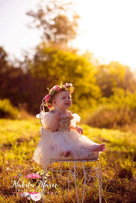 Flower Crowns for Sitter Sessions