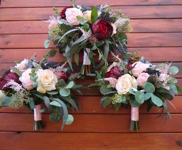 Rustic Bouquets