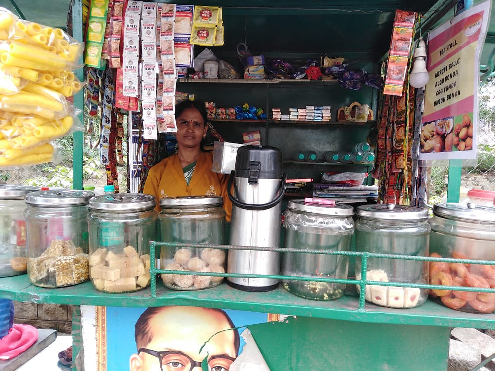 Udhyam Learning Foundation has provided piggy-banks to more than 50 street-side entrepreneurs across Bengaluru to inculcate daily saving habits into them.