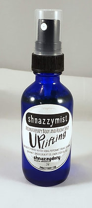 Uplifting Shnazzymist Aromatherapy Room and Body Spray