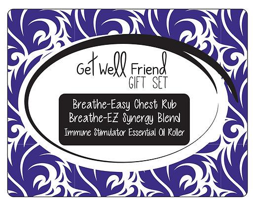 Get Well Friend Gift Set
