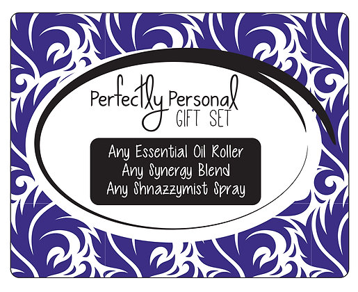 Perfectly Personal Gift Set