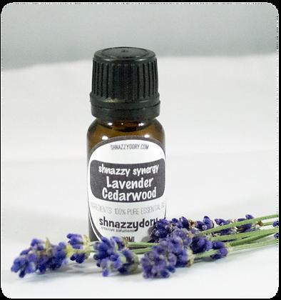 Lavender Cedarwood Shnazzy Synergy Blend 10 ml