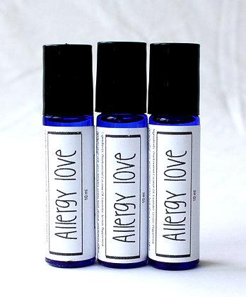 Allergy Love Essential Oil Roller 10 ml