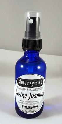 Divine Jasmine Shnazzymist Aromatherapy Room and Body Spray