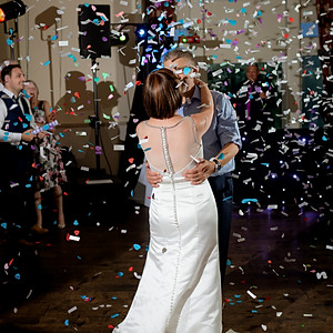 Karen & Roger's wedding