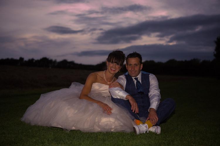 Bibury, Gloucestershire wedding