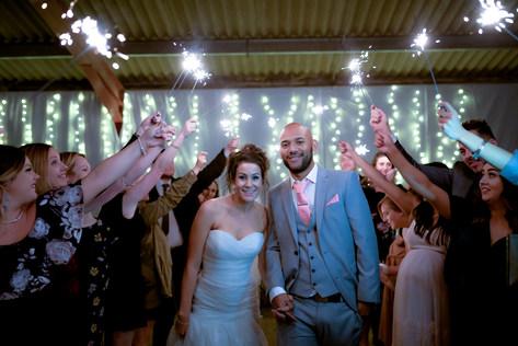 Weston-super-Mare Barn wedding