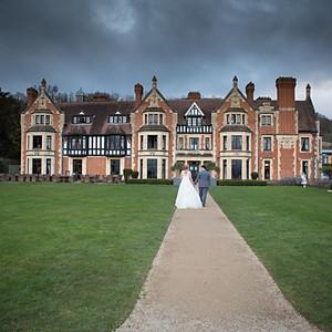 Emma & Gareth's wedding