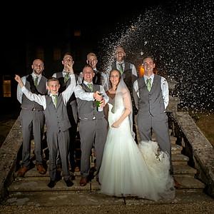 Vicki & Lee's wedding