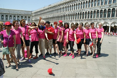 Dragon_Ladies_Paris Vogalonga Phoenix & Dragons cancer dragon_boat rame