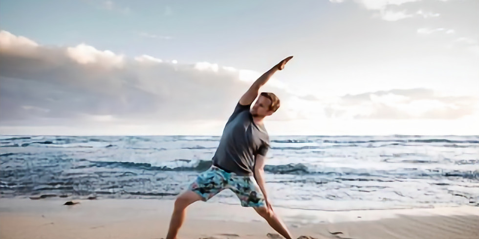 Yoga for Men Series w/ Cam :: Week 4