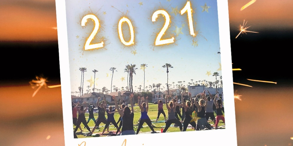 Begin Again :: 5th Annual New Years Eve Practice