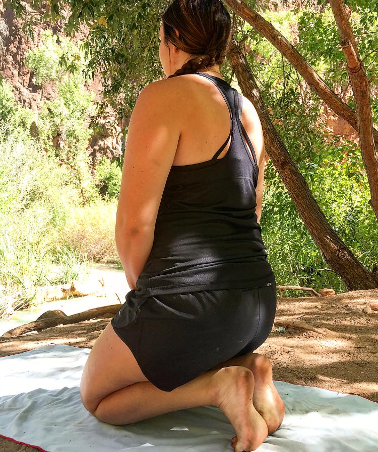 Yogi Toe Stretch