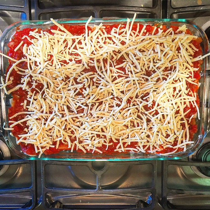 Wellness Wednesday- Vegan, Gluten & Dairy Free Lasagna