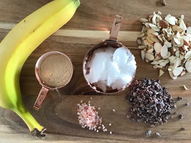 Cold Brew Almond Super Smoothie