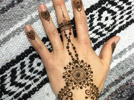 The Ancient Art of Henna