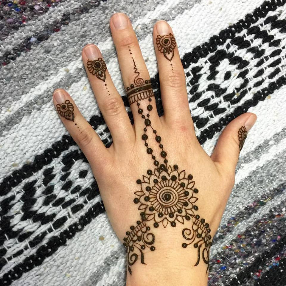 Henna by Nadia