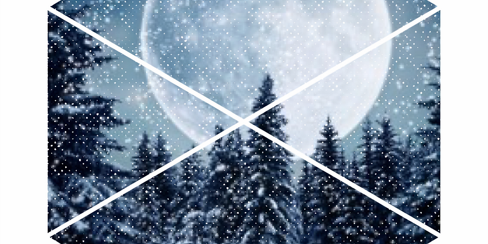 December Full Moon Breathwork + Reiki Infusion