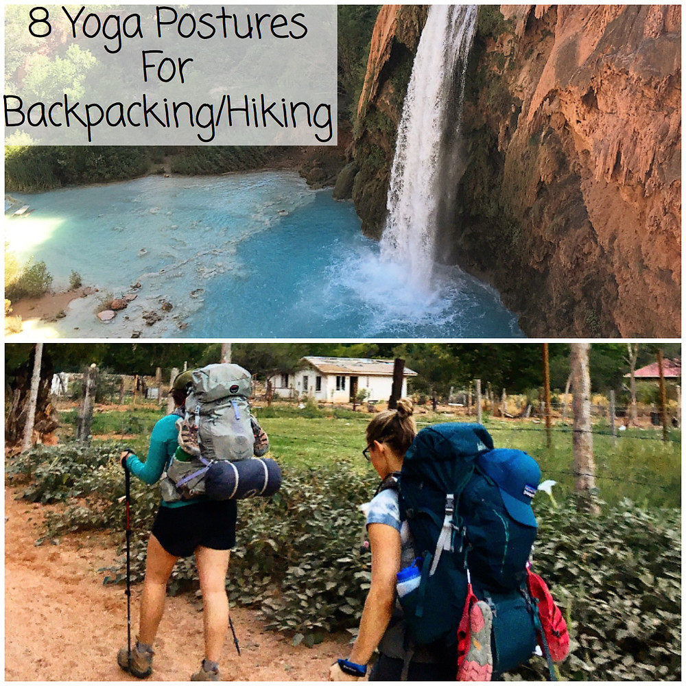 8 Yoga Postures for Backpacking and Hiking