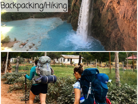 Wellness Wednesday- 8 Yoga Postures for Backpacking and Hiking