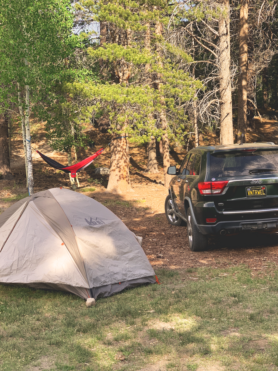 Off Grid camping is SAFE