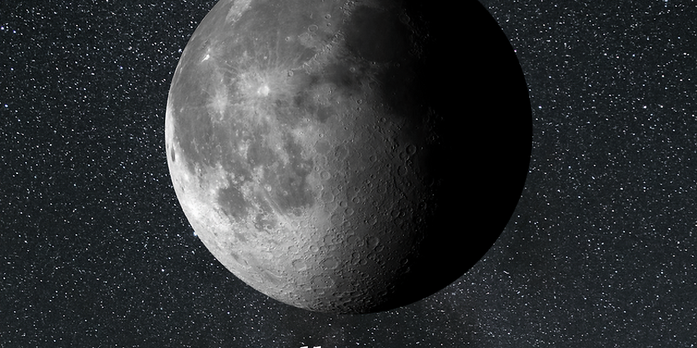 January Full Moon Breathwork + Reiki Infusion