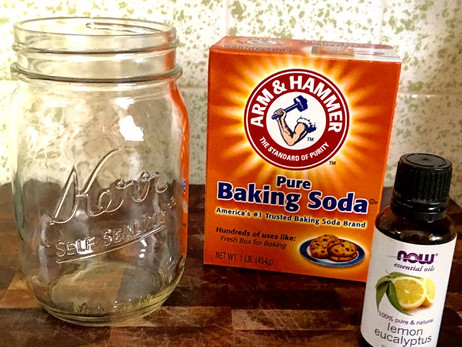 Wellness Wednesday- Odor Buster