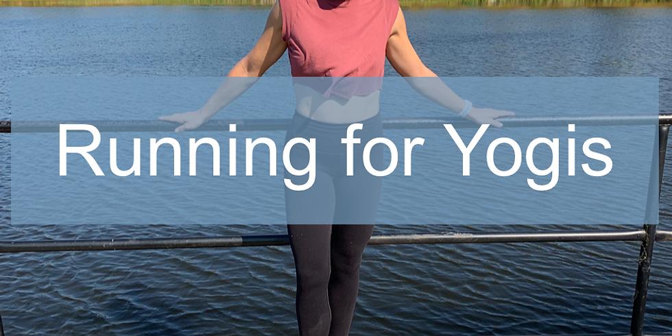 Running w. Yoga :: All Levels