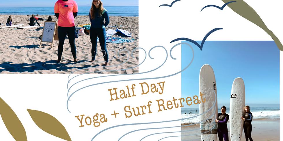 April :: Yoga + Surf Half Day Retreat (1)