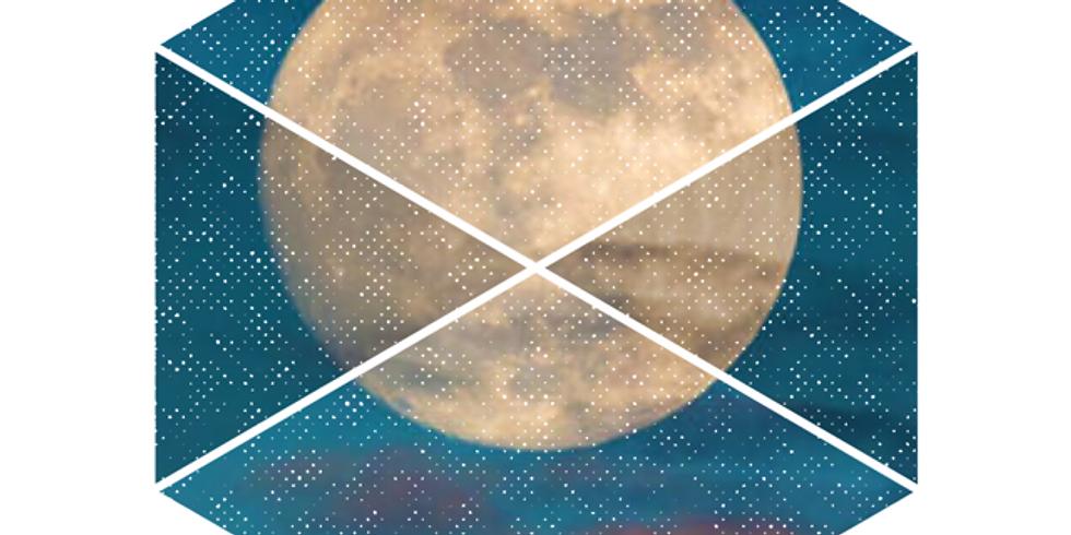 June's Full Moon Breathwork + Reiki Infusion
