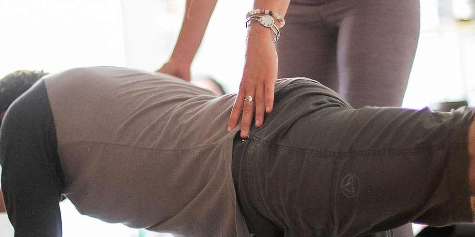 Psoas Release Yoga Class