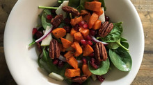 Wellness Wednesday- Seasonal Winter Salad